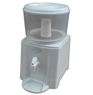 Filtro de água acquaflex branco - Acquamar