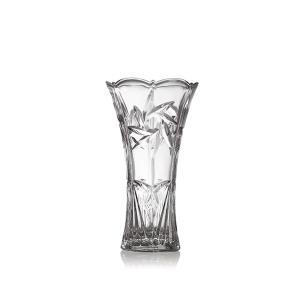Vaso de vidro flores decorativo 810ml linha Glass