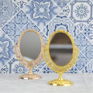 Espelho de mesa classic 13x19 cores diversas