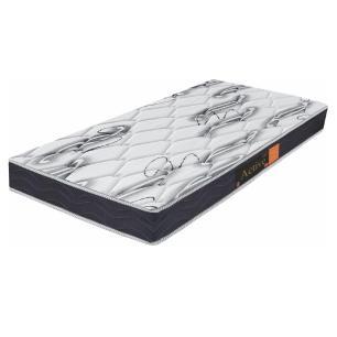 Colchão Solteiro Espuma Pelmex Active Super Resistente  (88x188x17cm)