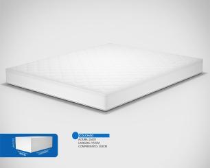 Colchão King Espuma Prodormir Advanced Premium Hiper Firme Nt (193x203x26cm)