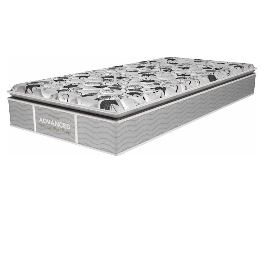 Colchão Beliche Espuma Prodormir Advanced Premium Hiper Firme Nt (78x188x26cm)