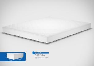 Colchão Queen Mola Prodormir Recanto Springs Pillow Euro (158x198x28cm)
