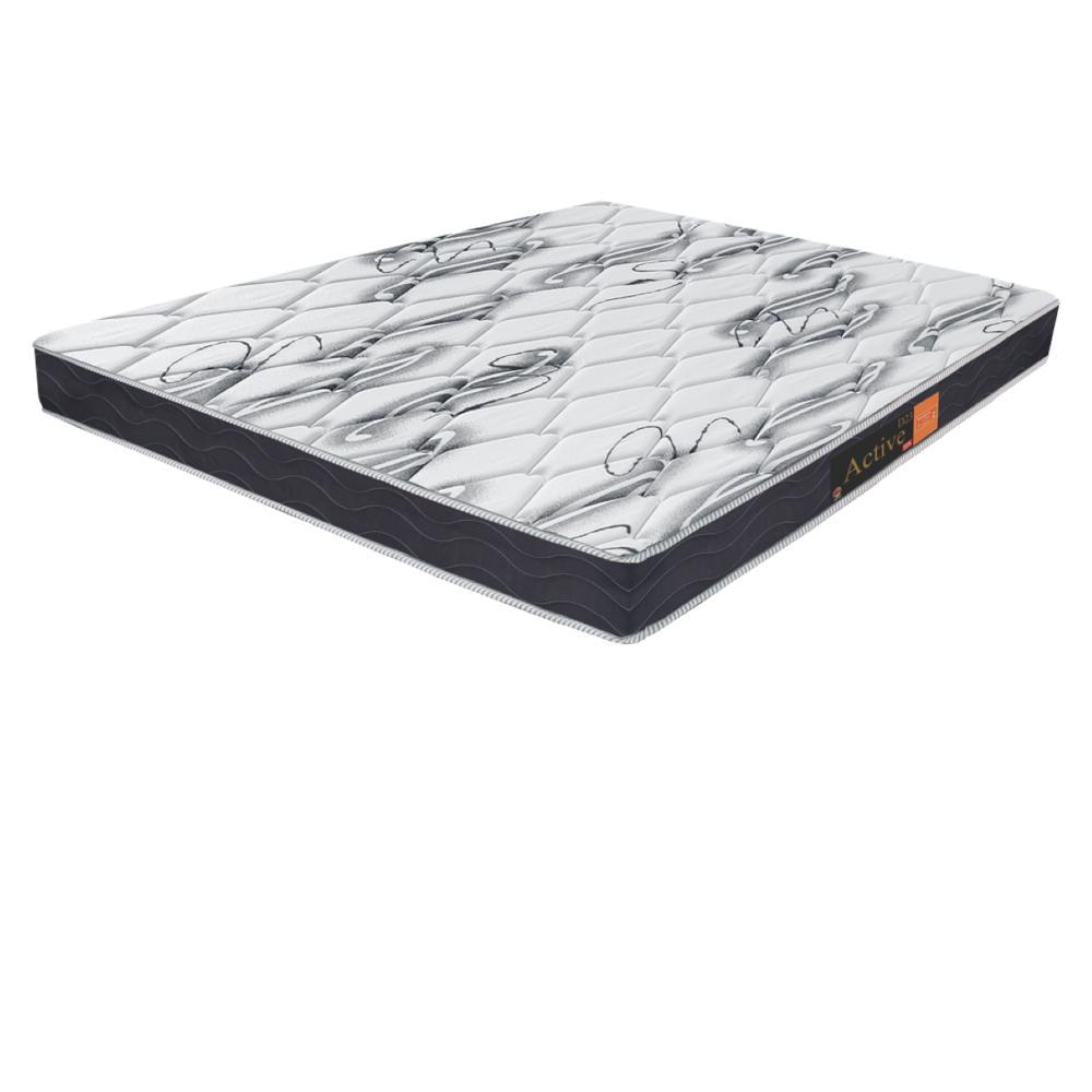 Colchão Casal Espuma Pelmex Active D20  (138x188x17cm)
