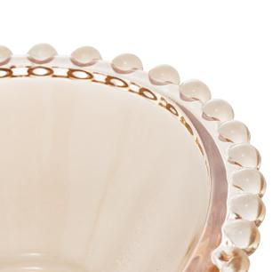 Saladeira Cristal Ambar Pearl 21 x 18 x 6 cm Wolff