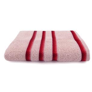 Toalha de Rosto Classic Rosa Cristal