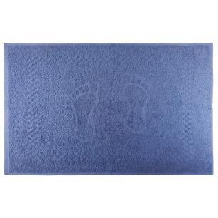 Toalha de Piso Pezinho Azul Infinity