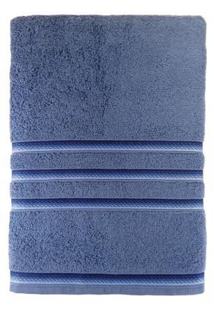 Toalha de Banho Classic Azul Infinity