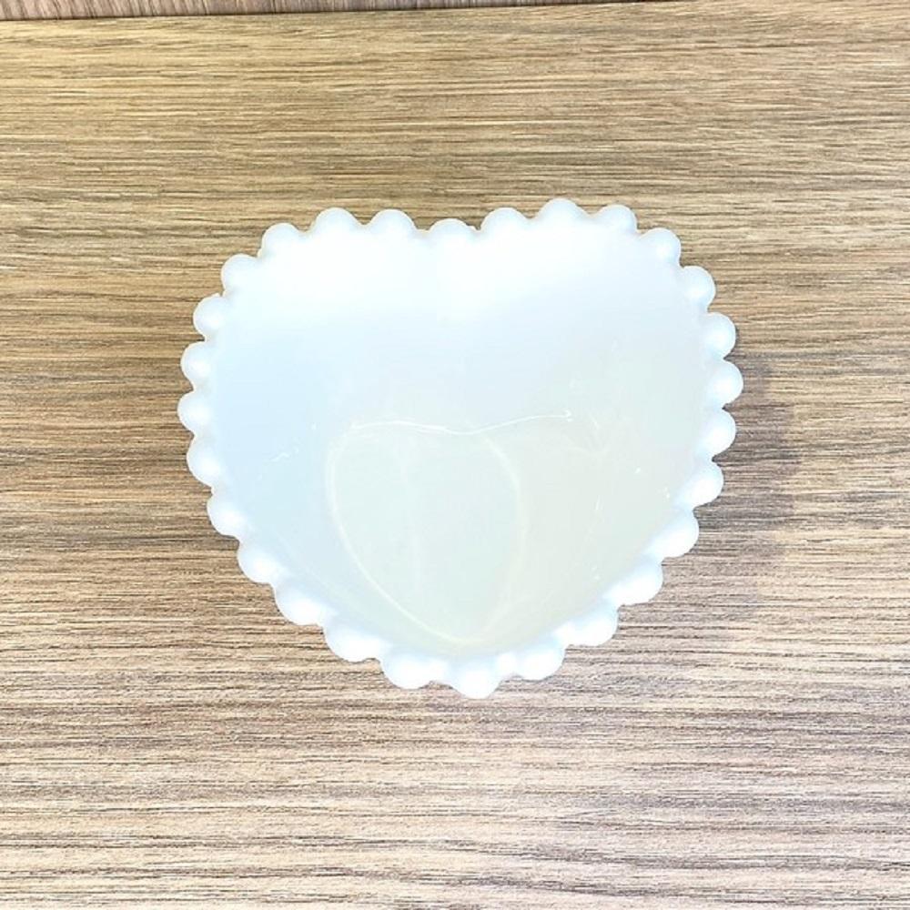 Bowl Decor Coração Cerâmica 11 x 10.5 x 5.5 cm