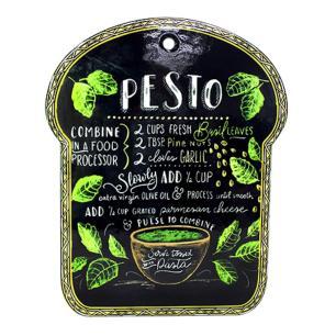 Descanso de Panela Decorativo em Cerâmica Pesto