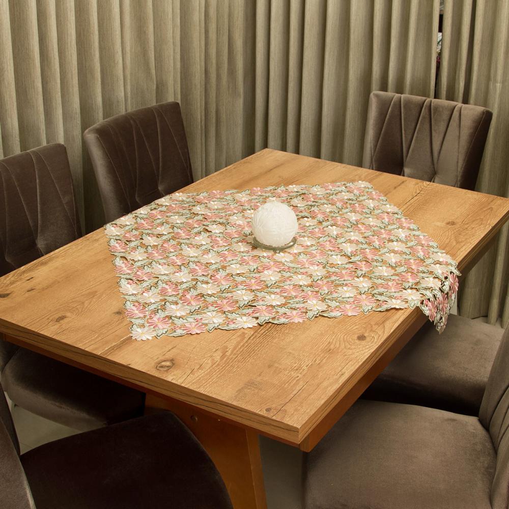 Toalha de Chá Requinte Luxe 2 Lugares