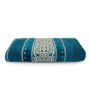 Toalha de Banho Gigante La Vie Azul Profundo