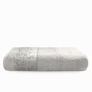 Toalha de Banho Gigante Nobless Renda Prata