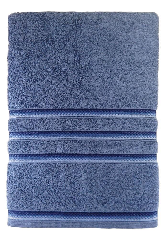 Toalha de Banho Gigante Classic Azul Infinity