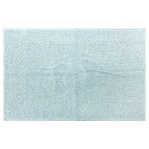 Toalha de Piso Spazio Azul Claro