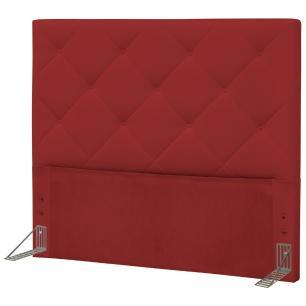 Cabeceira Quarto Casal Queen 160cm Oásis Corano Vermelho - D'Monegatto