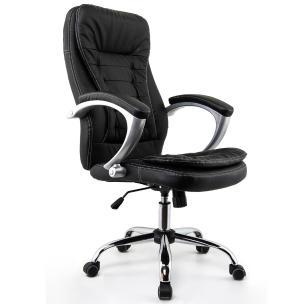 Cadeira Escritório Presidente Turim Preta Conforsit 3803