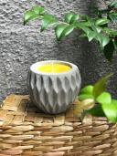 Vela Objeto Concreto M1 Citronela