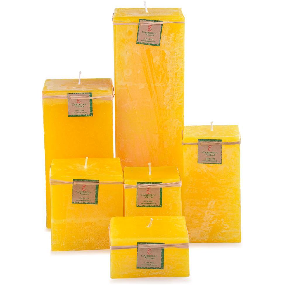 Super Kit Quadrada Citronela