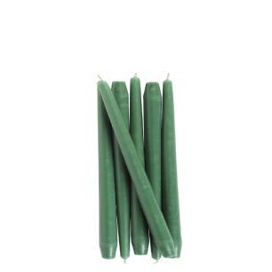 Vela Castiçal Cônica 20 Cm Verde