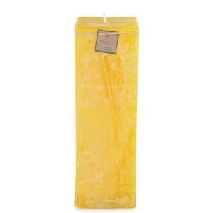 Vela de Citronela 10x30 Cm Quadrada