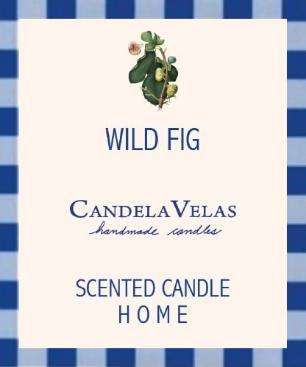 Vela Aromática Pote Wild Fig