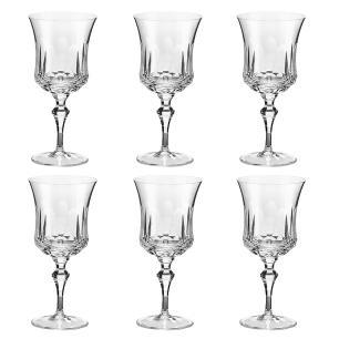 Jogo de 6 Taças em Cristal Strauss Vinho Tinto 360ml - 119.602.055