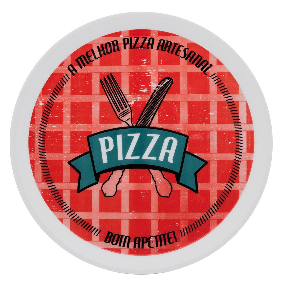 Prato Pizza Ø 29cm Bom Apetite