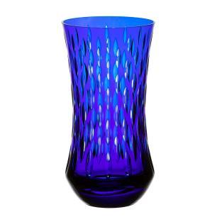 Copo de Cristal Strauss Long Drink 400ml - Azul Escuro - 131.142.152.012