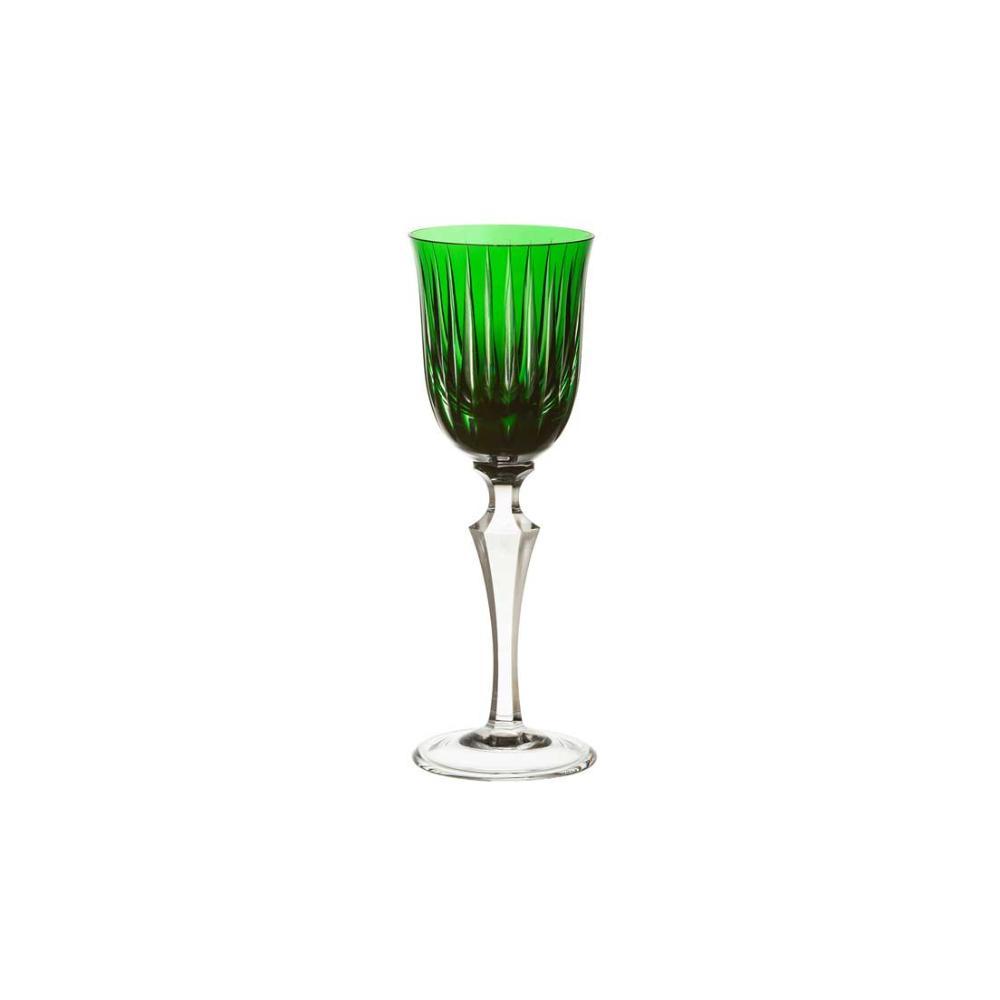 Taça de Cristal Strauss Licor 110ml - Verde Escuro - 237.105.150.014