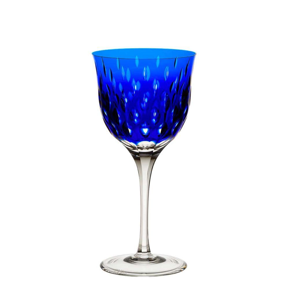 Taça de Cristal Strauss Água 520ml - Azul Escuro - 225.101.152.012