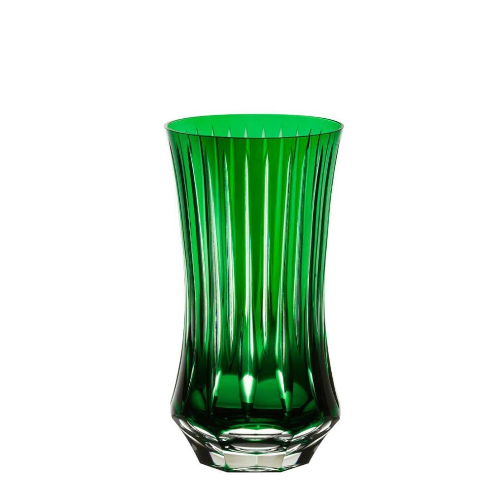 Copo de Cristal Strauss Long Drink 400ml - Verde Escuro - 131.142.150.014