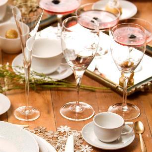 Conjunto de 6 Taças Para Vinho Branco Classic 517