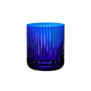 Copo de Cristal Strauss On The Rocks 430ml - Azul Escuro - 105.160.150.012