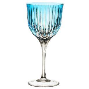 Taça de Cristal Strauss Água 520ml - Azul Claro - 225.101.150.016