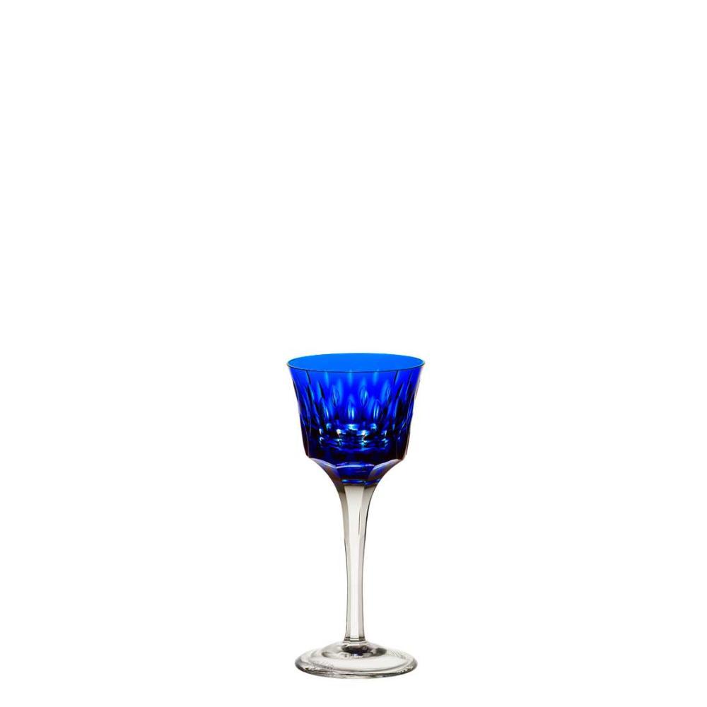 Taça de Cristal Strauss Licor 60ml - Azul Escuro - 225.105.152.012