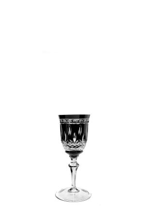 Taça de Cristal Strauss Licor 110ml - Preto - 237.105.068.018