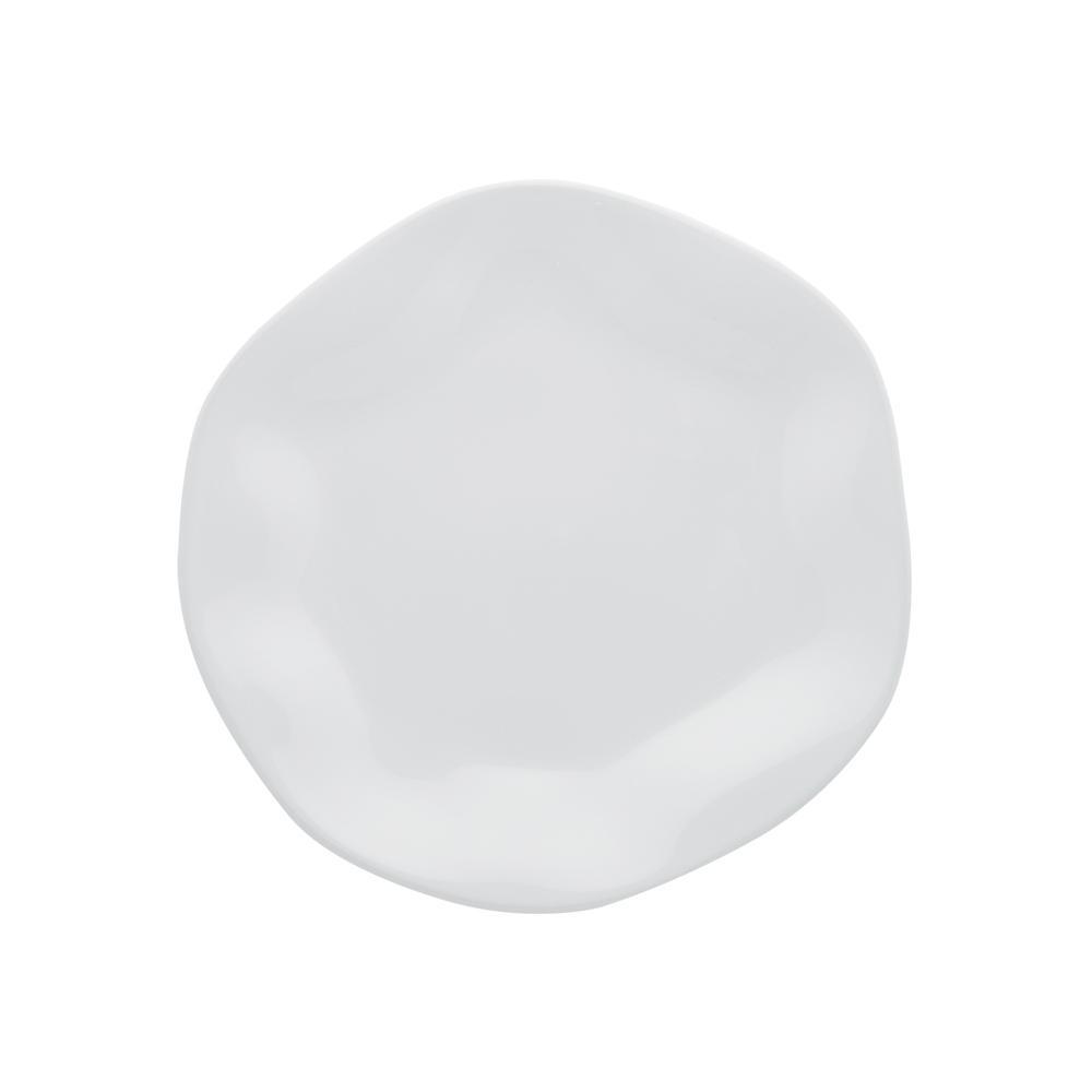 Conjunto de 6 Pratos Sobremesa 21,5m Ryo White