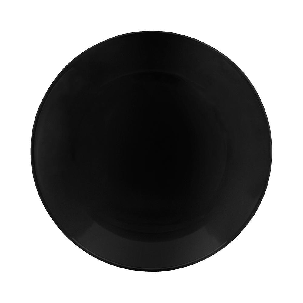 Conjunto de 6 Pratos Fundos 24cm Coup Black