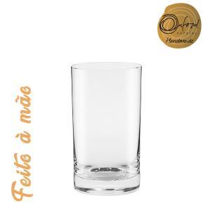 Jogo de 6 Copos de Cristal Água 290ml Classic