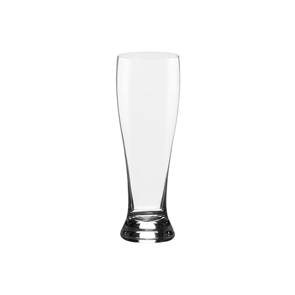 Jogo de 6 Copos em Cristal Strauss Cerveja Catarininha 200ml - 104.640