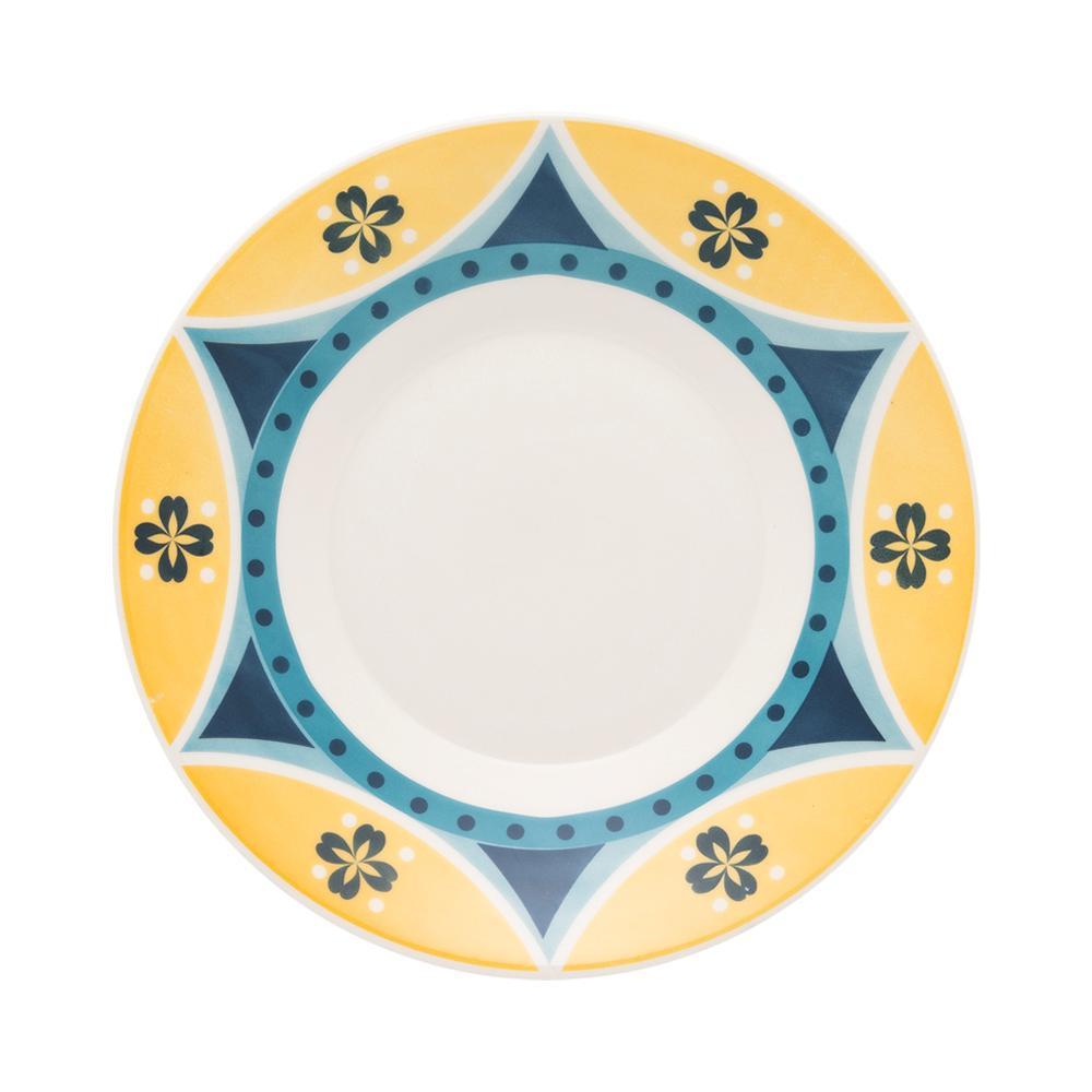 Conjunto de 6 Pratos Fundos 22cm Sintra