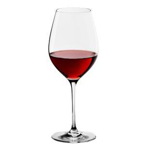 Jogo de 6 Taças de Cristal Vinho Bordeaux 660ml Forever