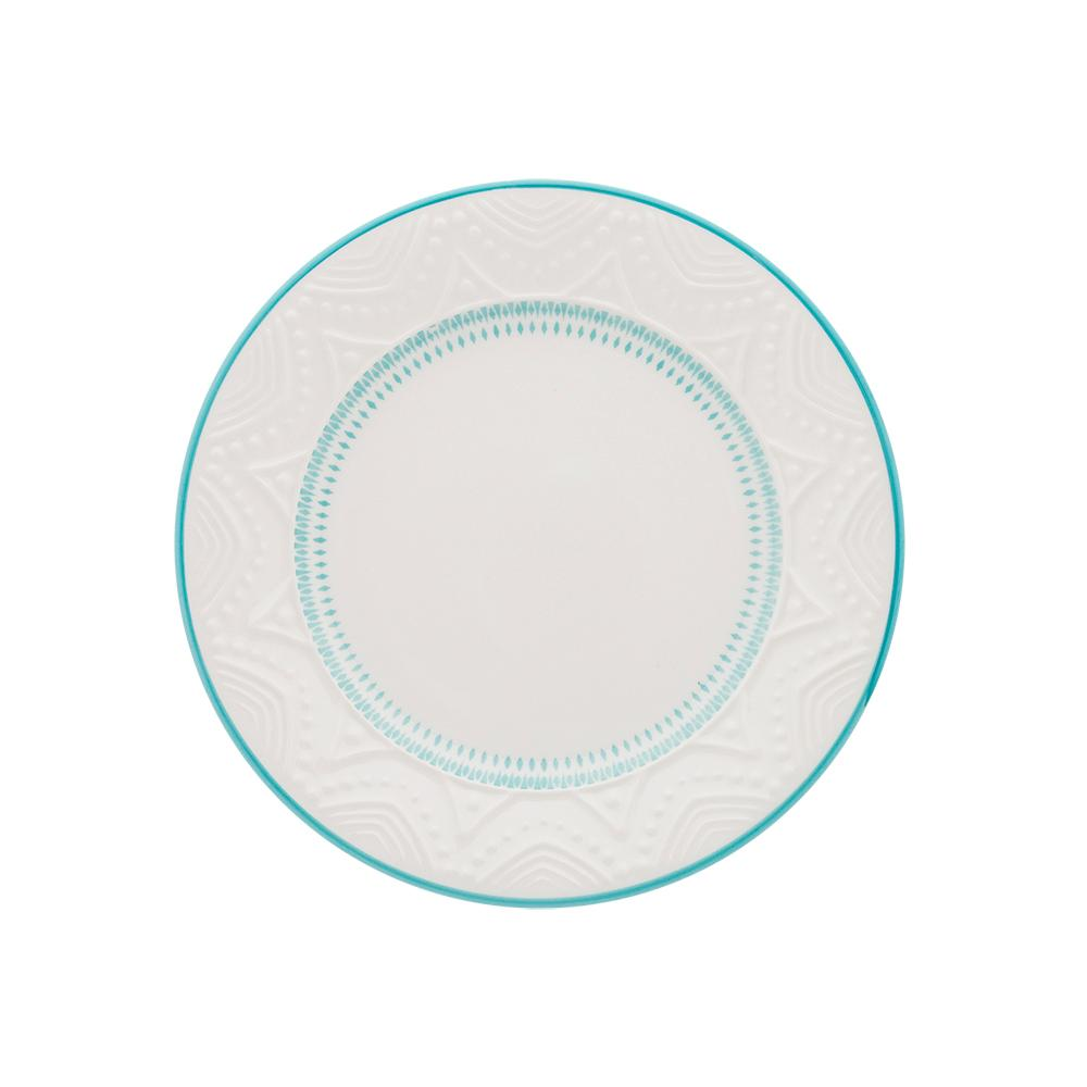 Aparelho de Jantar E Chá 20 Peças Serena Sky