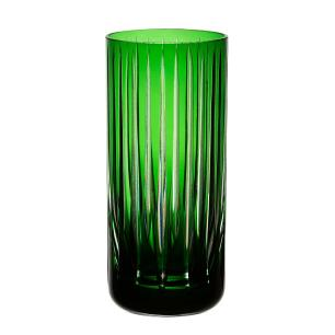 Copo de Cristal Strauss Long Drink 395ml - Verde Escuro - 105.142.150.014