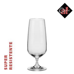 Jogo de 6 Taças de Cristal Cerveja 380ml