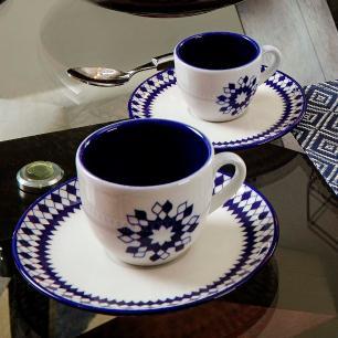 Aparelho de Jantar E Chá 30 Peças Coup Chess