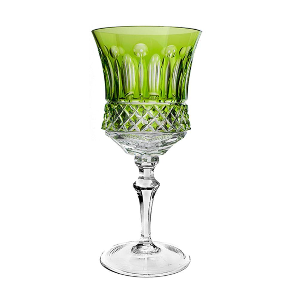 Taça de Cristal Strauss Água 400ml - Verde Claro - 119.101.069.011