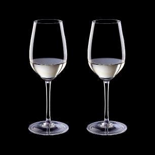 Jogo de 2 Taças em Cristal Strauss Chardonnay 390ml - 192.214