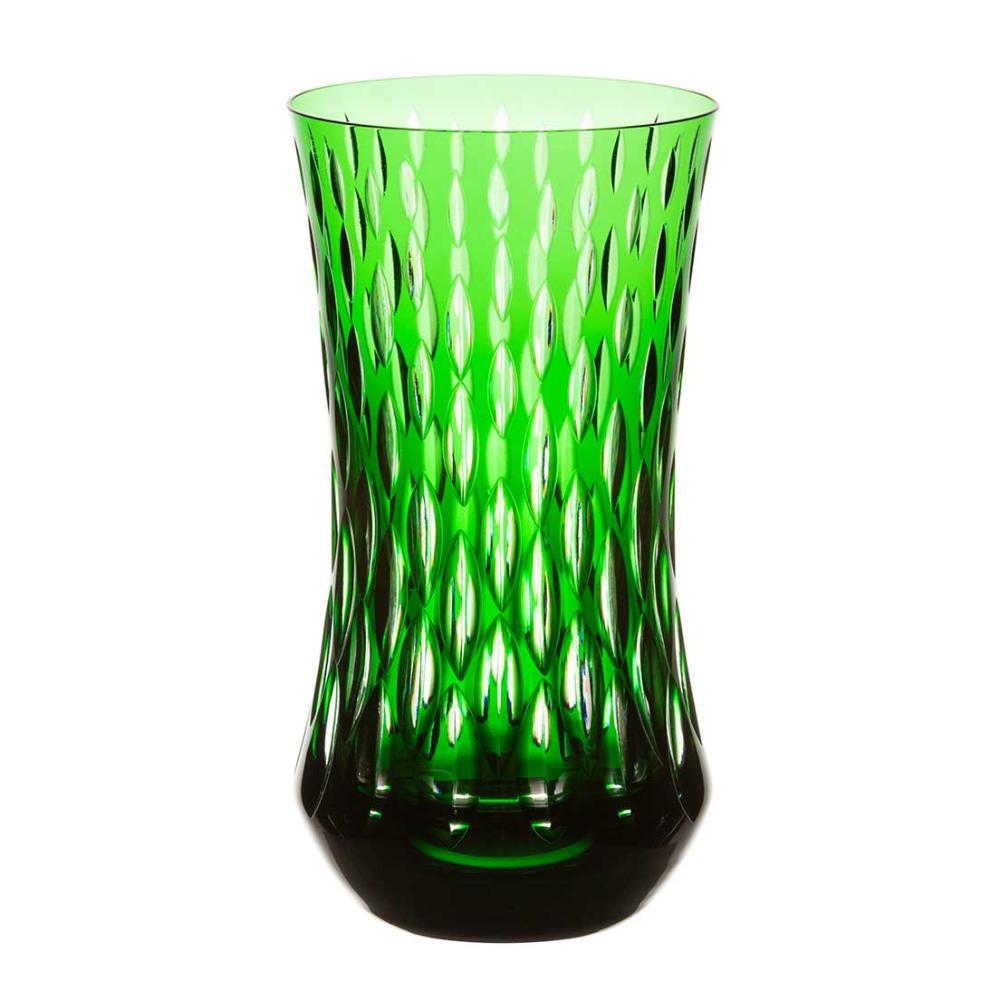 Copo de Cristal Strauss Long Drink 400ml - Verde Escuro - 131.142.152.014